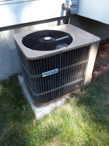 Armstrong HVAC Unit